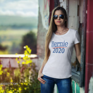 Bernie sanders for president in 2020 shirt