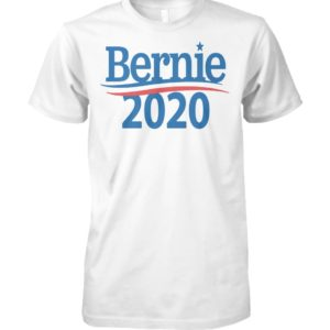 Bernie sanders for president in 2020 unisex cotton tee