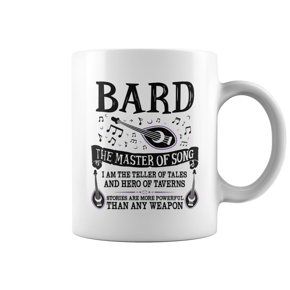 Dungeons and dragons dnd bard master of song cup