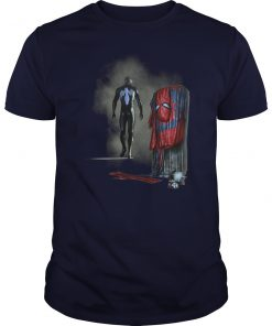 Friendly neighborhood spider-man by peter david the complete collection guy shirt