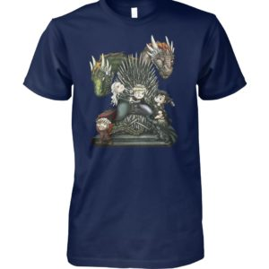 A game of thrones GOT chibi unisex cotton tee