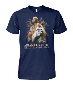 Ariana grande sweetener world tour unisex cotton tee