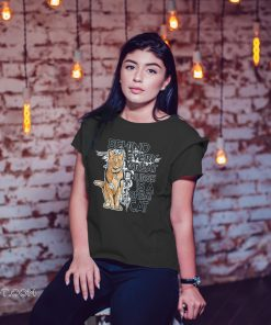 Behind every great nurse is a great captain marvel goose cat shirt