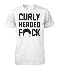 Ben askren curly headed fuck unisex cotton tee