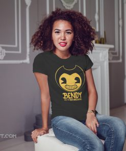 Bendy and the ink machine logo shirt