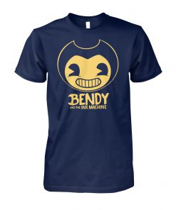 Bendy and the ink machine logo unisex cotton tee