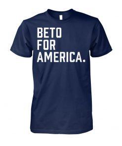 Beto o'rourke beto for america campaign unisex cotton tee