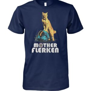 Captain marvel goose the cat mother flerken unisex cotton tee