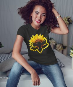 Fox racing sunflower shirt