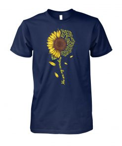 Fox racing sunflower you are my sunshine unisex cotton tee