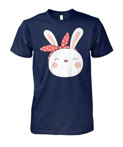 Happy easter bunny unisex cotton tee