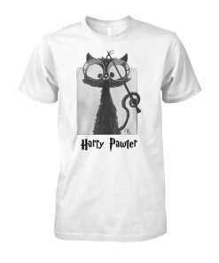 Harry potter harry pawter unisex cotton tee