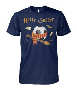 Harry potter harry soccer unisex cotton tee