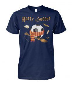 Harry potter harry soccer unisex cotton tee