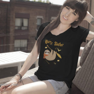 Harry potter sloth harry slother shirt