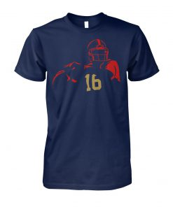 Joe montana joe cool the comeback kid 16 unisex cotton tee