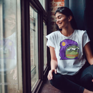 Los angeles lakers sad pepe shirt