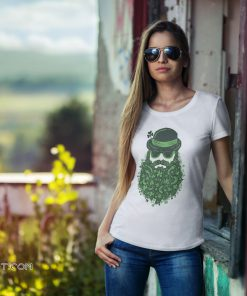 Moustache leprechauns st patrick's day shirt