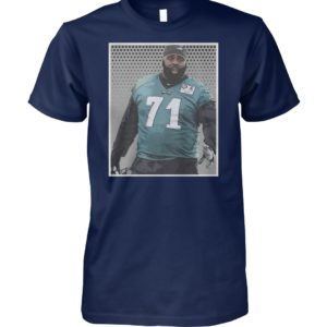 NFL jason peters 71 unisex cotton tee