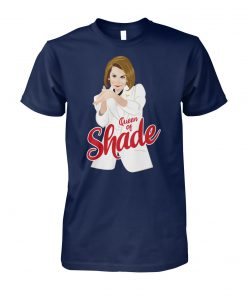Nancy pelosi clapping queen of shade unisex cotton tee
