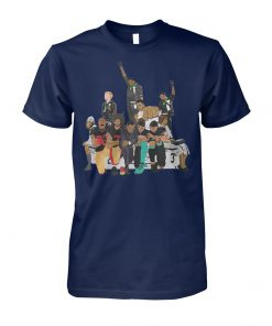 Peter norman in the 1968 olympics black power unisex cotton tee