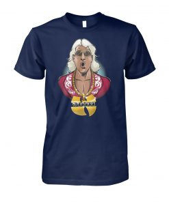 Ric flair wu tang clan unisex cotton tee