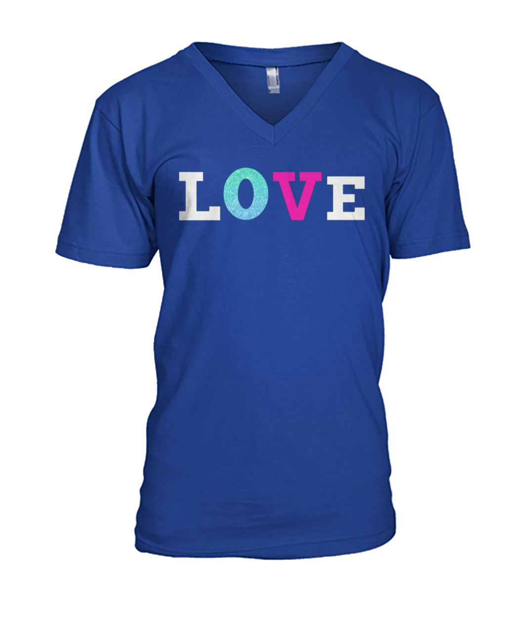 Savannah guthrie love mens v-neck