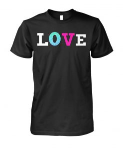 Savannah guthrie love unisex cotton tee