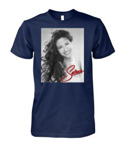 Selenas vintage distressed unisex cotton tee