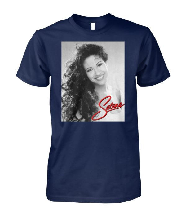 Selenas vintage distressed unisex cotton tee