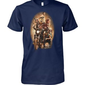 The walking dead daryl dixon unisex cotton tee
