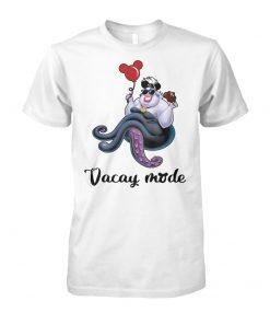 Ursula vacay mode balloon mickey mouse unisex cotton tee