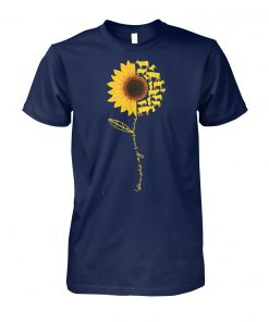 You are my sunshine sunflower cow unisex cotton tee