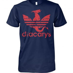 Adidas dracarys game of thrones unisex cotton tee