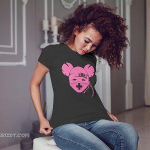 Apex legends lifeline clean pink graphic shirt