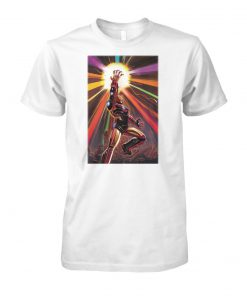 Avengers endgame Iron man infinity gauntlet I am Iron man unisex cotton tee