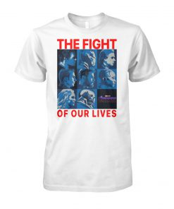 Avengers endgame the fight for our lives unisex cotton tee