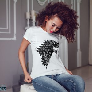 Direwolf best character names game of thrones shirt