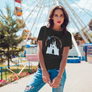Disney star wars when you wish upon a death star shirt