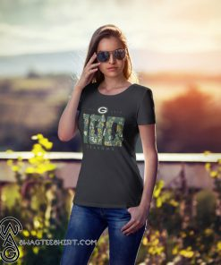 Green bay packers 100 seasons 1919 2019 shirt