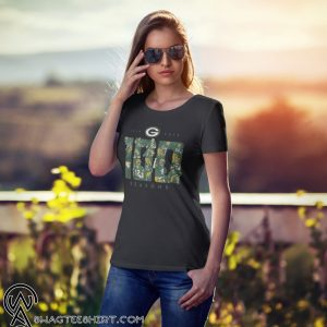 Green bay packers 100 seasons 1919 2019 shirt