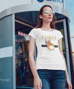Gucci corgi shirt