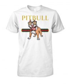 Gucci pitbull unisex cotton tee
