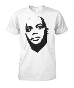 Jamal murray charles barkley face unisex cotton tee
