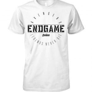 14f6239c9 Marvel avengers endgame circle logo graphic shirt and mens v-neck