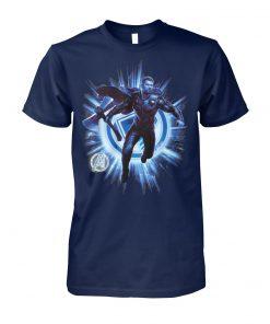 Marvel avengers endgame thor blast poster graphic unisex cotton tee