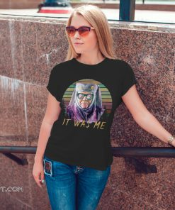 Olenna tyrell tell cersei it was me game of thrones shirt