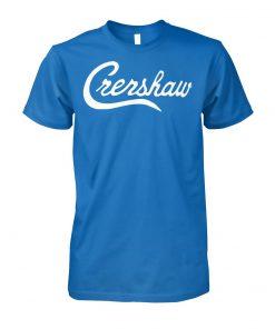 Russell westbrook crenshaw unisex cotton tee