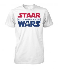 Staar Wars may the skills be with you unisex cotton tee