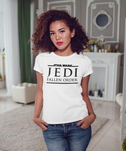 Star wars game jedi fallen order logo shirt